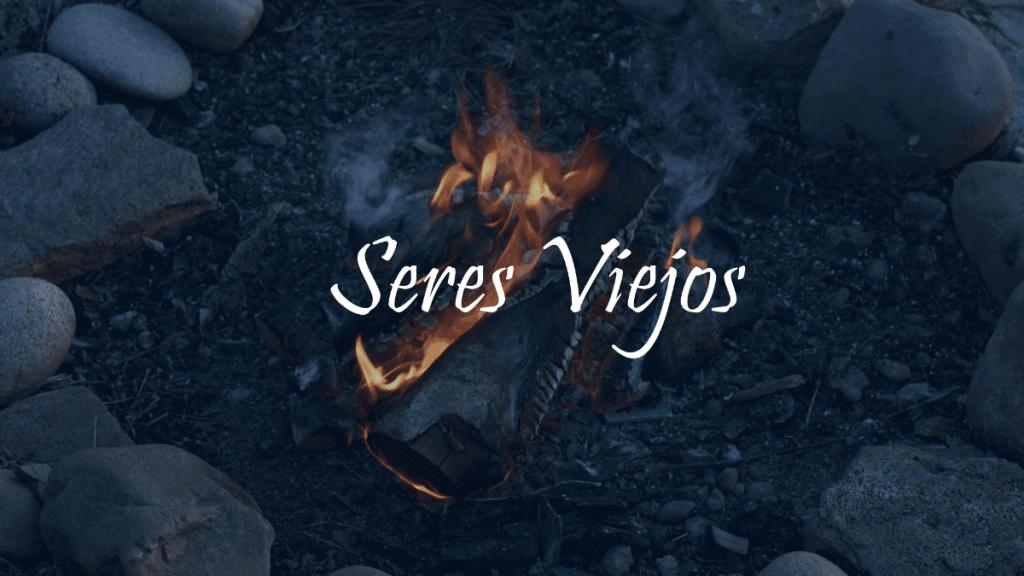 """Seres Viejos presenta el álbum """"Unir la Fuerza"""""""