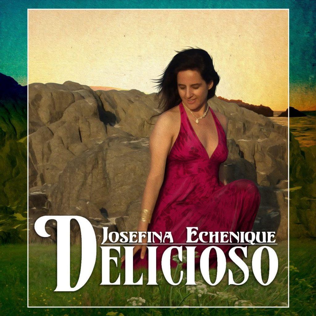"Josefina Echenique adelanta nuevo trabajo con ""Delicioso"""